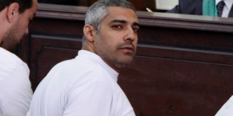 Canadian Journalist Mohamed Fahmy