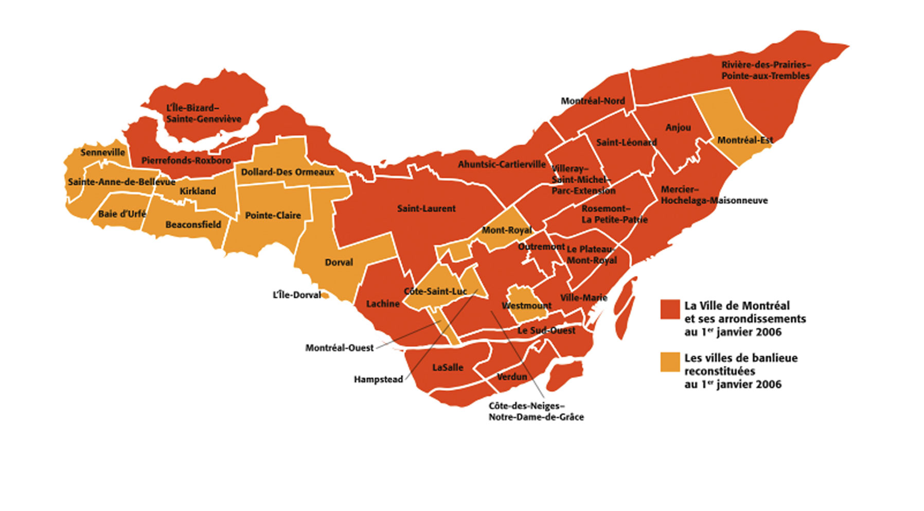 Are Montreal Boroughs Headed For A Referendum The True