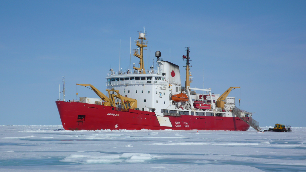 A Canadian icebreaker, the preferred choice at parties since 1867Tatiana Pichugina