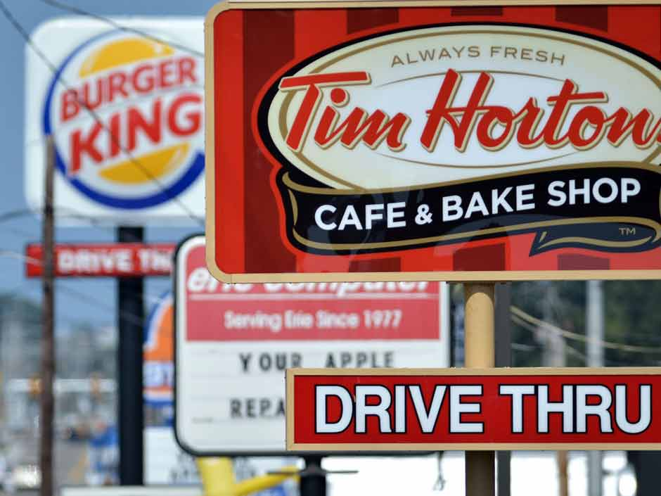 A match made in fast-food heaven Christopher Millette/Erie Times News