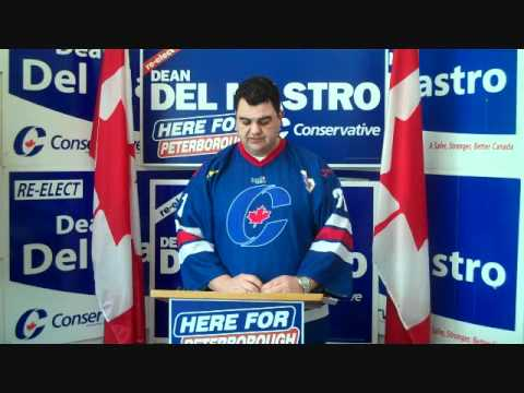 Del Mastro takes the stand.Vote Del Mastro