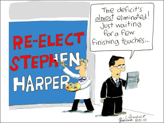 Harper Budget