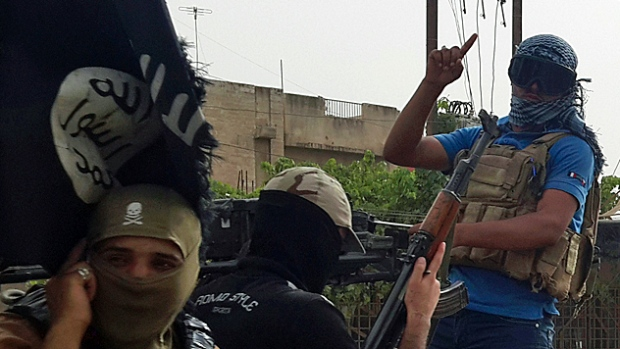 Much like Wu-Tang Clan, ISIS ain't nuthin' to mess withReuters