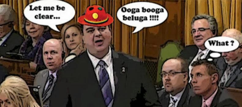 Del Mastro in the court room?  No, just Del Mastro as he appears on Google.MontrealSimon