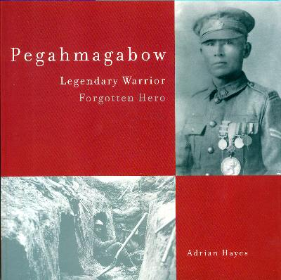 The only written biography of Pegahmagabow (a paltry 95 pages)