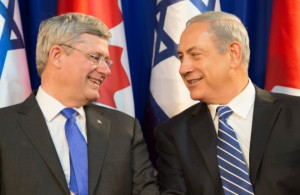 We'll always be bosom buddies... http://o.canada.com/news/world/watch-stephen-harper-sings-hey-jude-for-benjamin-netanyahu