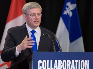 Harper: Quebec needs more guns, to shoot at the protesting students, civil servants, and politicians...well everyone I guess http://news.nationalpost.com/2014/07/14/celine-cooper-harper-conservatives-dont-have-a-chance-in-quebec-in-2015-where-it-will-be-mulcair-vs-trudeau/
