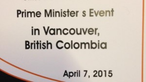 I know Vancouver thinks its another country, but really this doesn't help the whole Ego situation... http://www.cbc.ca/news/canada/british-columbia/typos-in-prime-minister-s-office-press-pass-induce-mockery-on-twitter-1.3023977