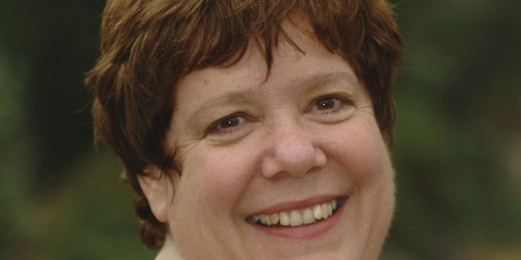 UNDATED -- Undated handout photo of 2008 NDP candidate Libby Davies (Vancouver East) -- BRITISH COLUMBIA (B.C.)