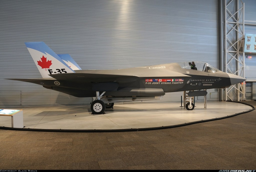 FIghter jets and the Canadian flag have never seemed so juxtaposedAlain Rioux