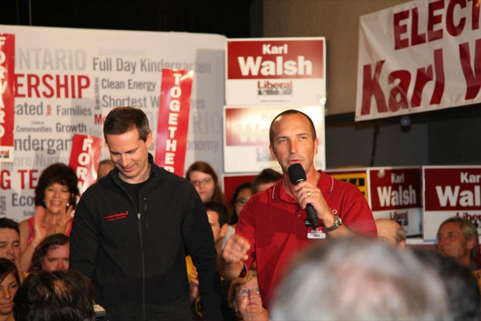 Non-partisanKarl Walsh
