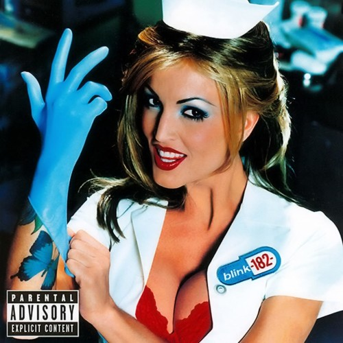Not the pleasant face that would actually be doing the procedure.Blink-182