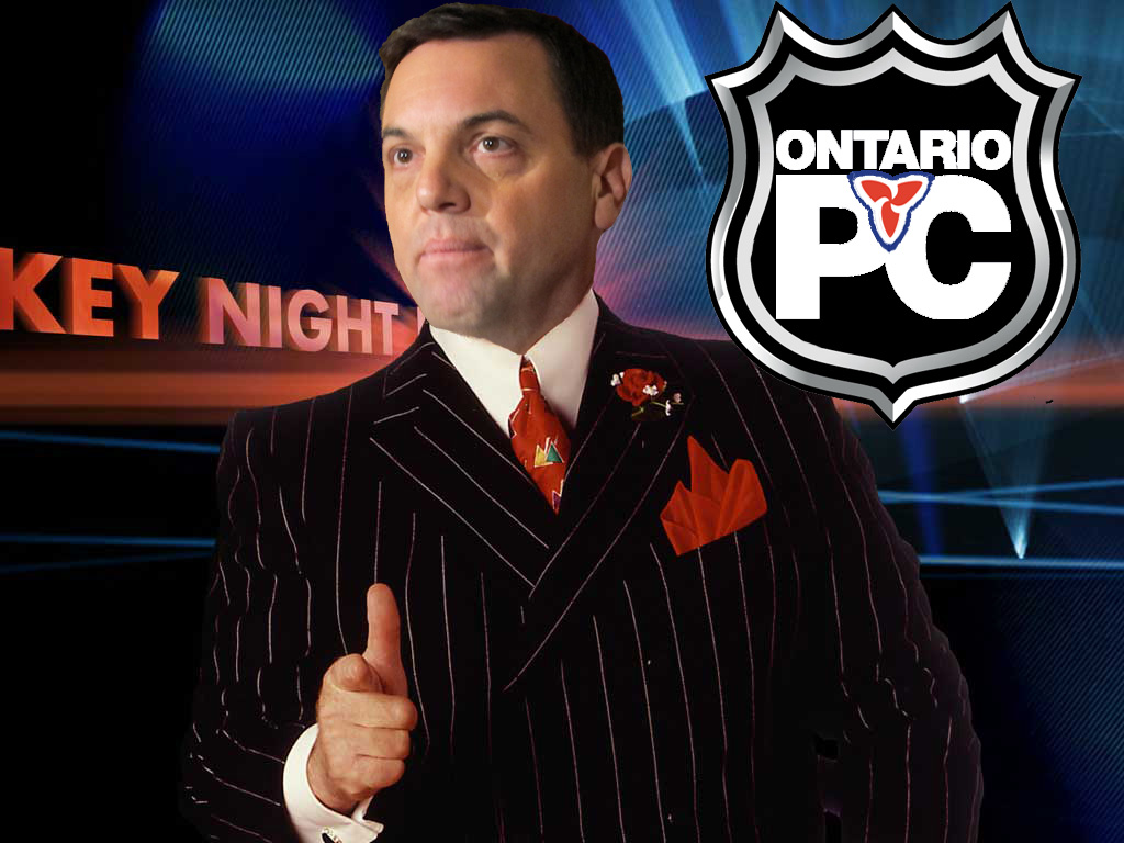 Tim Hudak should consider this as a career moveCBC Sports
