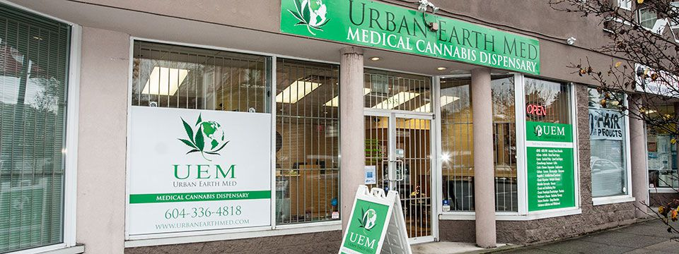 The future of marijuana dispensaries in Canada is shrouded in a cloud of smokeUrban Earth Med