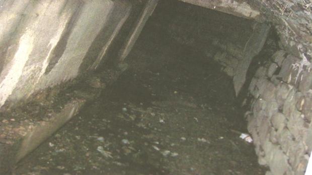 The secret tunnel in question: Still preferable to the Canadian media establishmentCBC