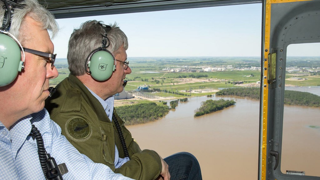 Heli-Harper to the rescueThe Canadian Press
