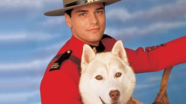 "*waves hand in front of face* ""He's so adorable, it more like I want to marry him and have kids, and have Diefenbaker as our family dog...""Due South"