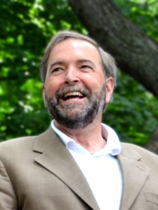 As leader of the NDP, I shouldn't have to pay more in taxes!  Sean Kilpatrick/The Canadian Press