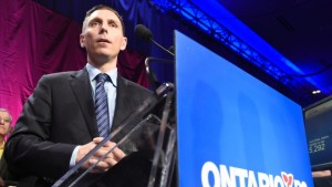 Unlike Prime Minister, Premier of Ontario IS and Entry Level Position http://www.cbc.ca/news/canada/toronto/patrick-brown-must-reach-out-beyond-pc-party-faithful-to-challenge-liberals-1.3068146