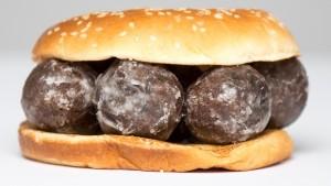 """McDonald's has better doughnut burgers anyway. Bye Tims."""
